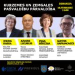 Kurzemes un Zemgales pašvaldību vadītāji diskutēs par labu pārvaldību