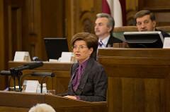 Foto: Ernests Dinka, Saeimas Kanceleja